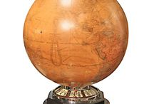 Globes and Maps / by Katie Clark