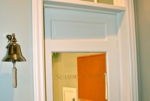Home School in Style!   / Not only do these people homeschool, they have time to decorate!  Rock on! / by Color Saw