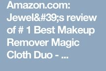Makeup Remmover Magic Cloth
