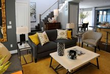 Home :: Family Room / by Lindsay Bates
