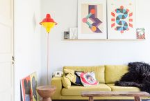 Ideas for our new mid century modern rambler. / by Nicole s