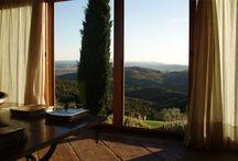 Castello di Vicarello (Tuscany) / by Hugo Talk
