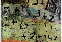 Art - Script, Text, Letters, Numbers
