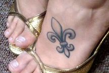 Tattoo's I have similar to or like to have