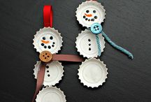 DIY for Christmas - Χριστουγεννιάτικα Στολίδια