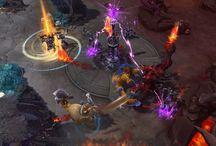 Blizzard concept