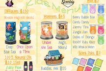 Scentsy Kids Party / by Tirza Ludwig