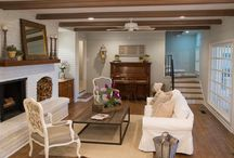 Family room redo / by Shandra Kerwin