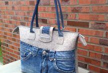 Šití - kabelky, tašky, batohy...