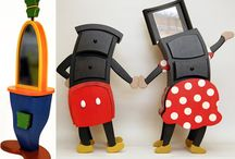 Cartoon Things For The House