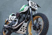 moto castom / moto