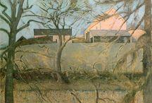 balthus landscapes