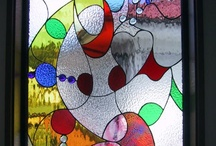 My works(Stained glass)