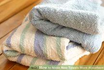 Håndklæder - genskab blødhed