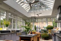 Glass rooms / #architecture #glass rooms #conservatories