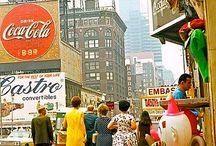 Times Square, Color