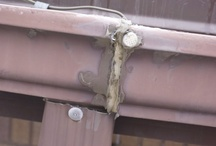 Everytime - Gutter Fails  / Instructions of What should not be done?