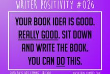 **Writer** Writing Positivity