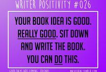 **Writer** Writing Positivity