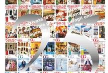 GG Magazine / La nostra pregiata rivista di lifestyle e proprietà immobiliari edita in 6 lingue e diffusa in tutto il mondo.