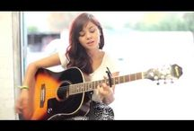 Alyssa Bernal / Good cover singer n beautiful
