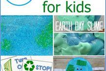 Earth Day - Tot School