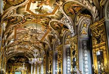 Hrady, zámky, paláce Taliansko