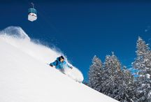 SKI Magazine's 2015 Resort Guide / See the top-ranked North American ski resorts here, as ranked by 12,000 readers and skiers in the annual SKI Magazine #ResortSurvey.  / by SKI Magazine