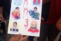 Machete Crew #LaFeltrinelli / Grazie ancora a #LaFeltrinelli per aver organizzato un firma copie!