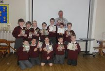 Hawley Primary School Author Visit Jack Trelawny
