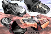 MOTORCYCLE SEATS