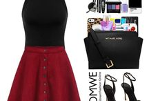Polyvore/outfits - Skirts
