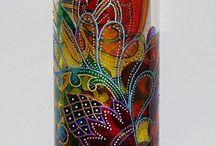 Дизайн вазы