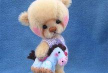süße Teddys