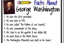 george Washington / by Dianna Hein