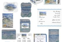 WEDDING SETS / This board shows all sets that you can find at my store www,zazzle/isabelalfarrobinha