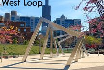 West Loop Chicago / Luxury Living and Real Estate in the West Loop Neighborhood of Chicago / by Chicago Signature