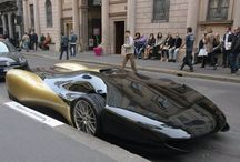 Cars / Basically all cool cars that I like and some other jeep stuff too. / by Anonymity