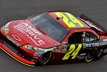 Jeff Gordon #24 / by Mary Gerber