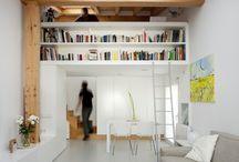 Kreative, Platzsparende Lösung Für Kleine Wohnungen Von Marta Badiola