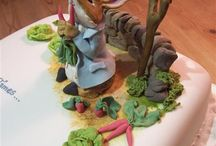 21 today, Richard / My son's 21st Birthday celebrations - his baby theme was Peter Rabbit