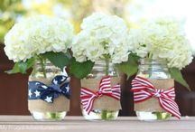 Patriotic Decor / by Misty Steed