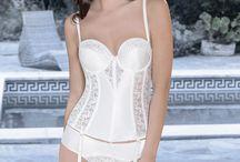 Lingerie / Luxe lingerie voor de bruid.