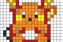 Hama beads patterns
