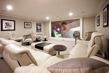 Home Theater / Home Theater ideas