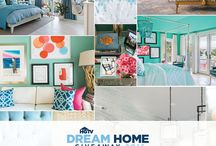 HGTV Dream Home 2016 / It's the 20th Anniversary of HGTV Dream Home! See how we transformed a waterfront property in Merritt Island, Florida from sad to sensational. Sweepstakes begins Dec. 29! / by HGTV