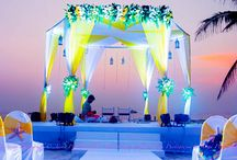 Beach Wedding Goa, India - VingsEvents / Beach Wedding Goa, India - Arrange your wedding through a wedding planner, or through one of Goa's luxury hotels. Beach weddings do require a permit, but the wedding planner will take.