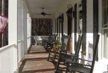 Front Porches / by Susan Patterson