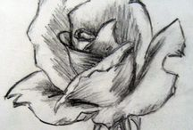 Рисовать цветы