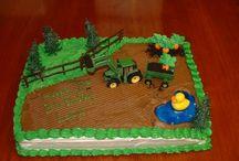 Birthday cake / by Jane Griffin